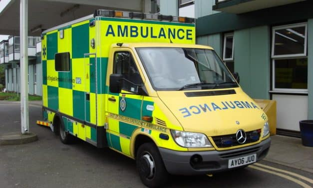 NHS to fit ambulances with taxi meters for people who call 999 for something stupid