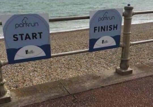 Shock on Canvey Island as only 40% of participants complete Parkrun