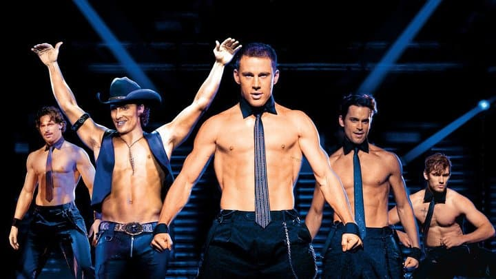 Women go mad over Magic Mike Live because it's not sexist at all