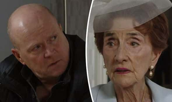 Eastenders viewers OUTRAGED at Dot Cotton sex scene