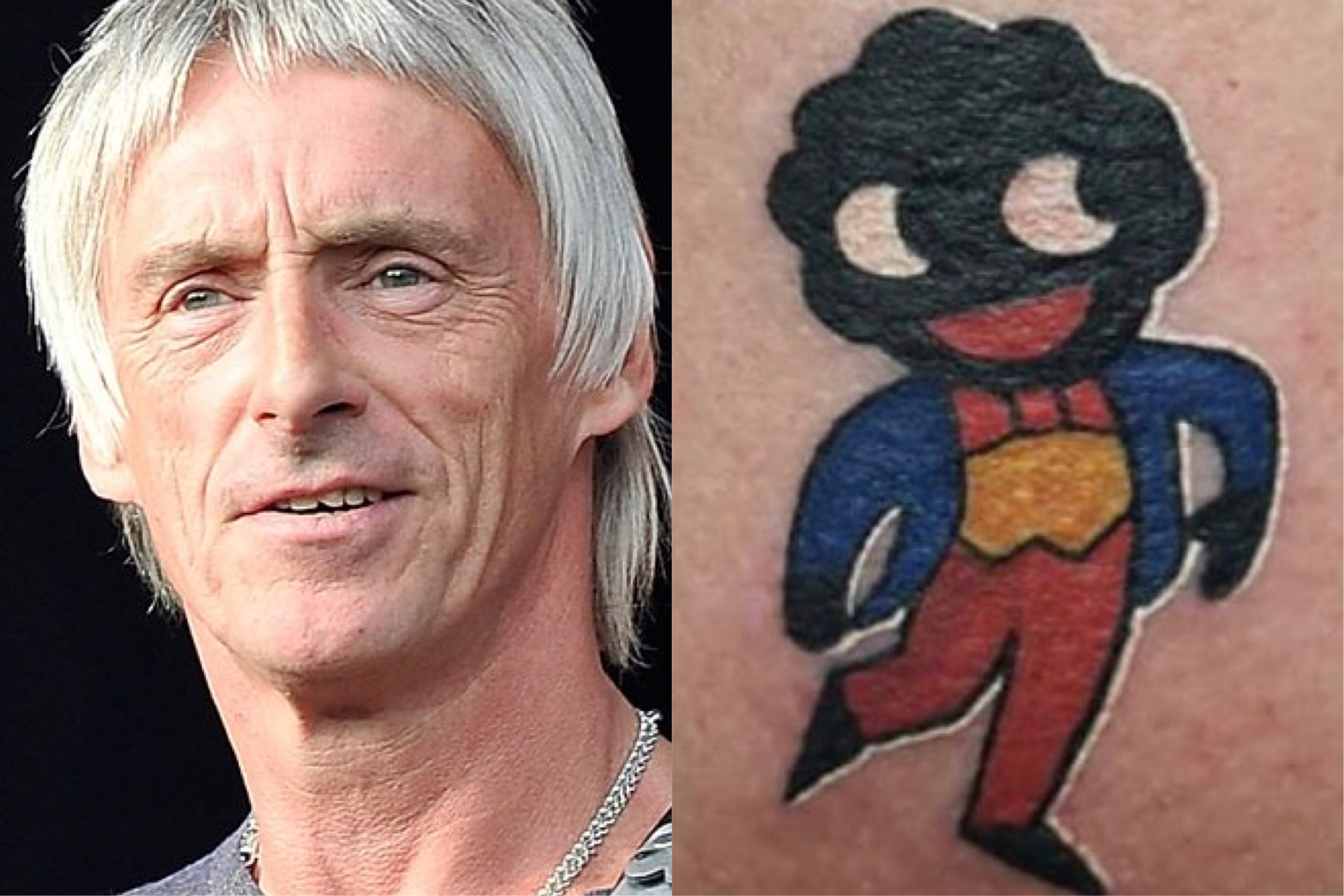 Man asks tattooist for 'the guy from The Jam' and it all goes wrong