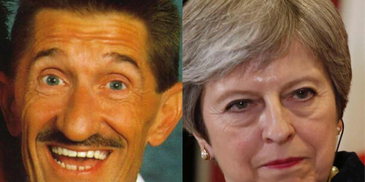 UK government to pay tribute to Barry Chuckle by making an absolute fucking pig's ear of Brexit