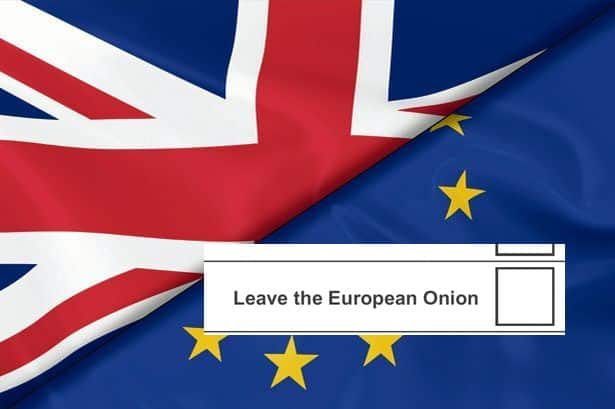 EU referendum result could be CANCELLED as millions of papers said 'European Onion'