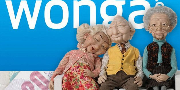 Wonga customers rally around collapsed lender to offer steam off their piss